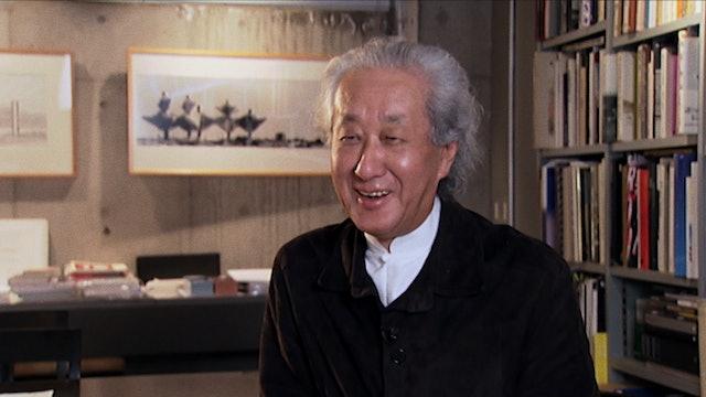 Arata Isozaki on Hiroshi Teshigahara