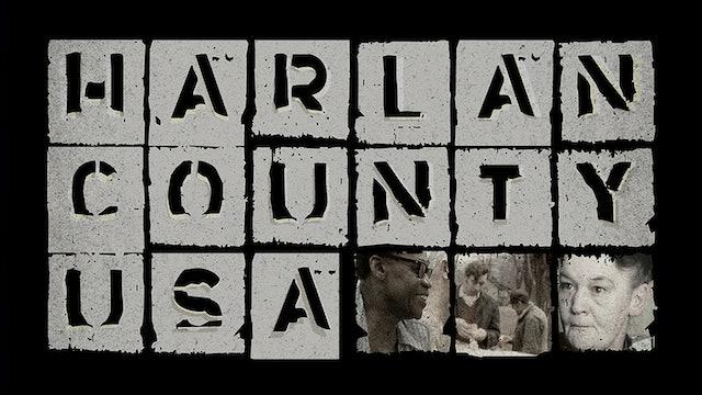 HARLAN COUNTY USA Edition Intro