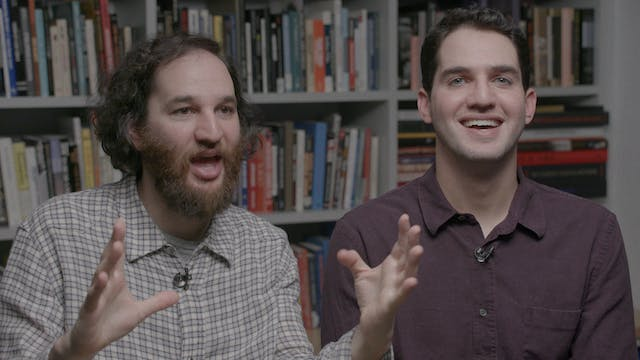 Josh and Benny Safdie on THE NAKED CI...