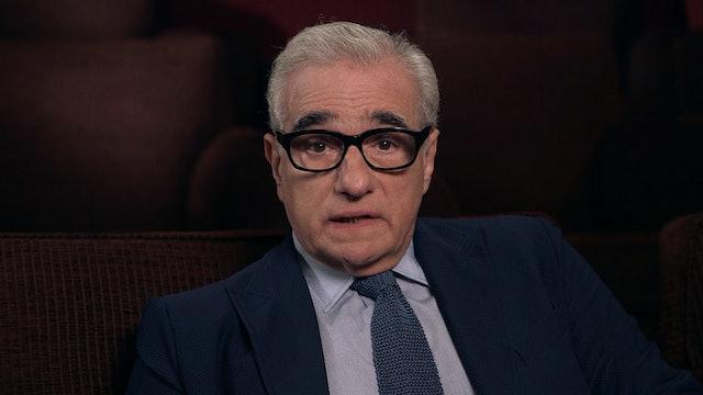 Martin Scorsese on TRANCES