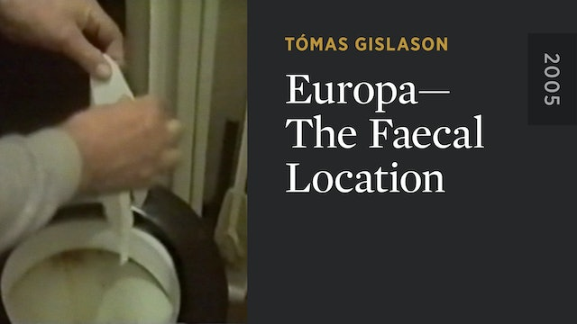 Europa—The Faecal Location
