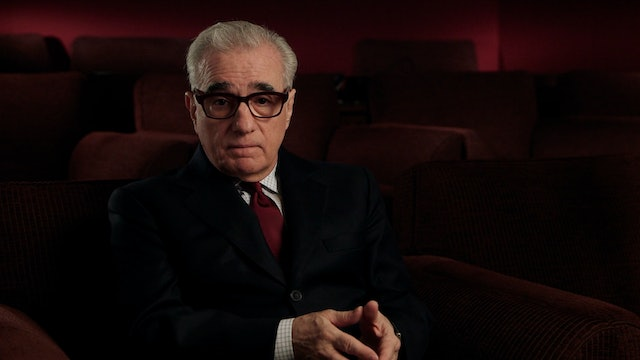 Martin Scorsese on MANILA IN THE CLAWS OF LIGHT