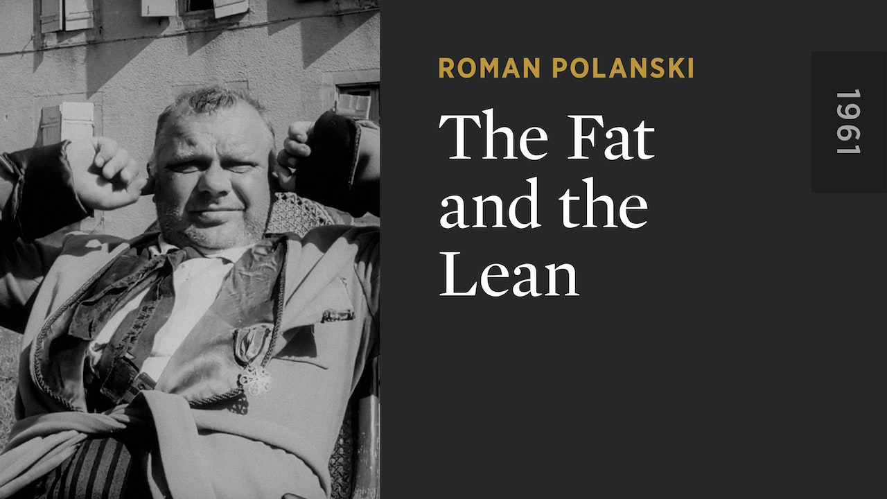 The Fat and the Lean