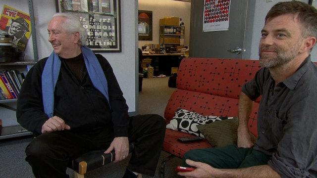 Robert Downey Sr. and Paul Thomas Anderson on PUTNEY SWOPE