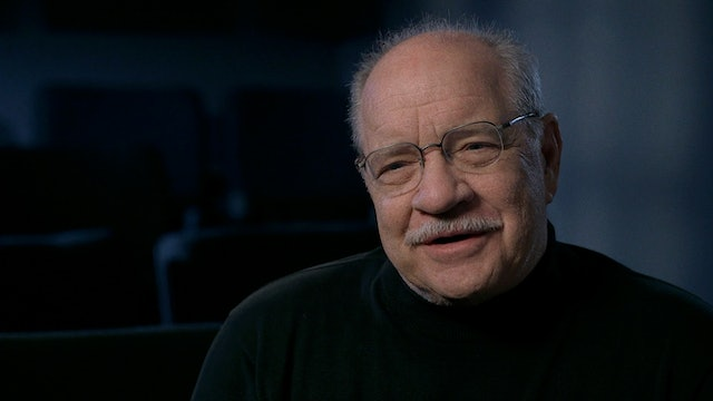 Paul Schrader on PERSONA