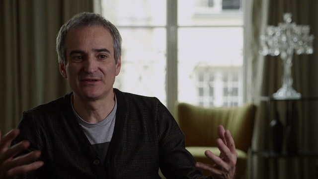 Olivier Assayas on CLOUDS OF SILS MARIA
