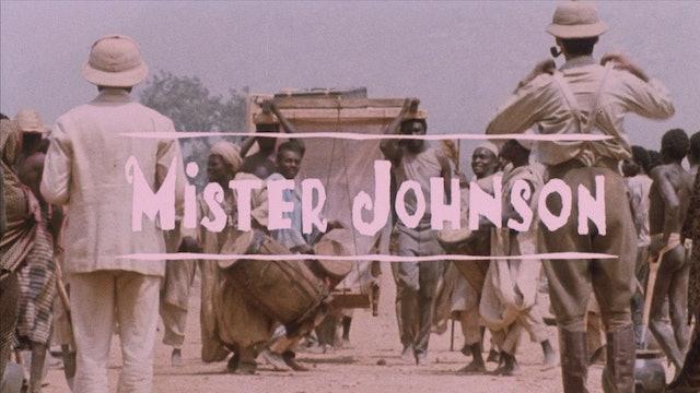 MISTER JOHNSON Original Trailer