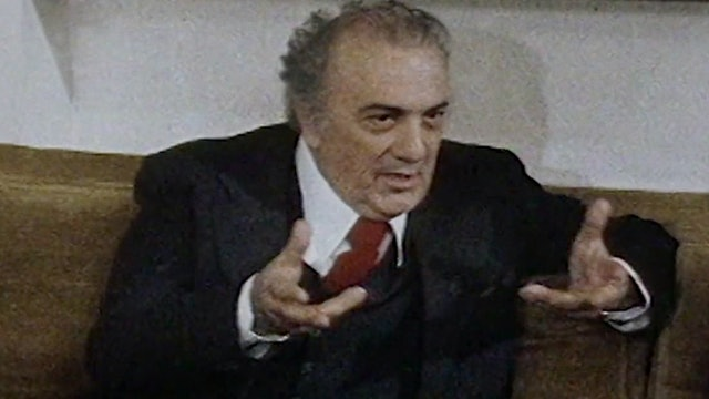 Fellini Racconta: Passeggiate nella memoria