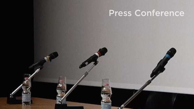 Cannes Press Conference for BEYOND THE HILLS