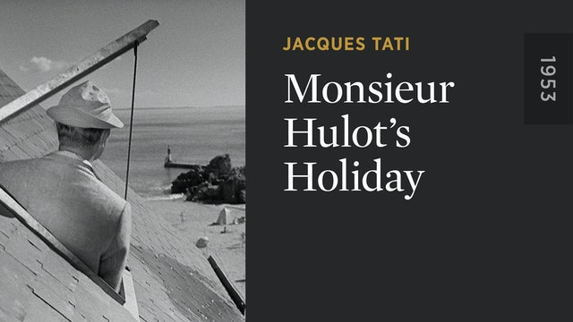 Monsieur Hulot's Holiday