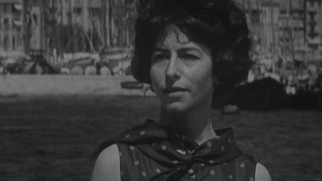 Marceline Loridan on CHRONICLE OF A SUMMER, 1961