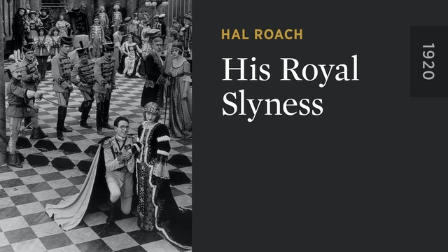 His Royal Slyness