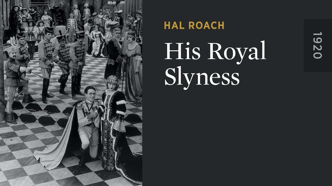 His Royal Slyness