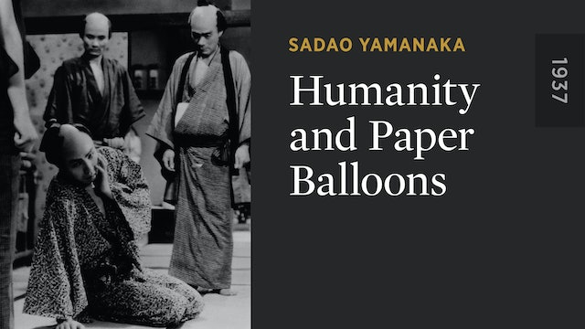 Humanity and Paper Balloons