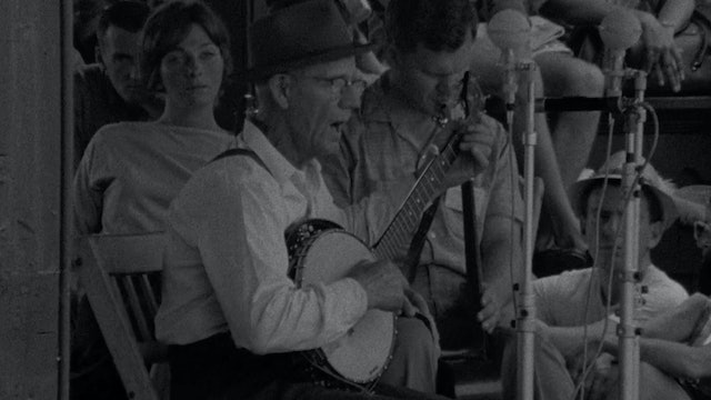 FESTIVAL Unreleased Performances: Clarence Ashley, 1963