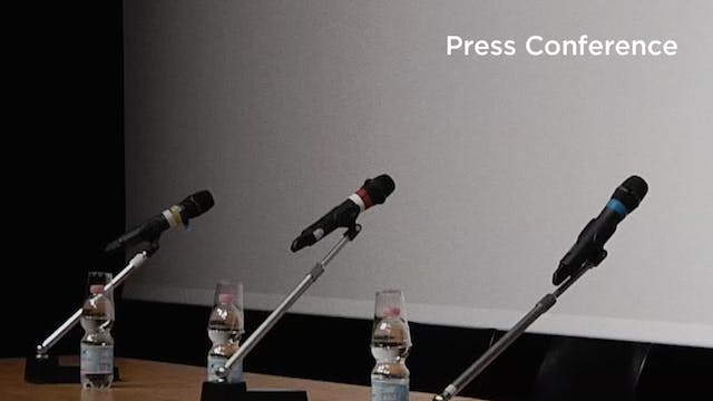 Cannes Film Festival: Press Conference