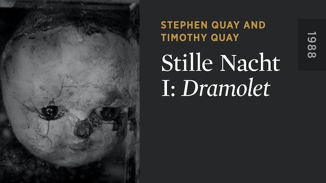 Stille Nacht I: Dramolet