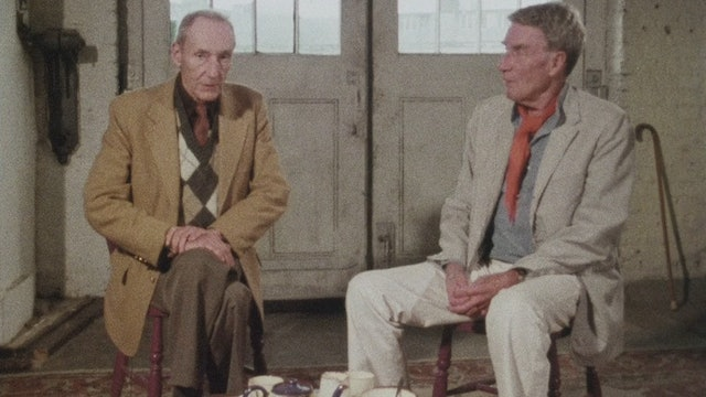 BURROUGHS: THE MOVIE Outtakes: Interviews
