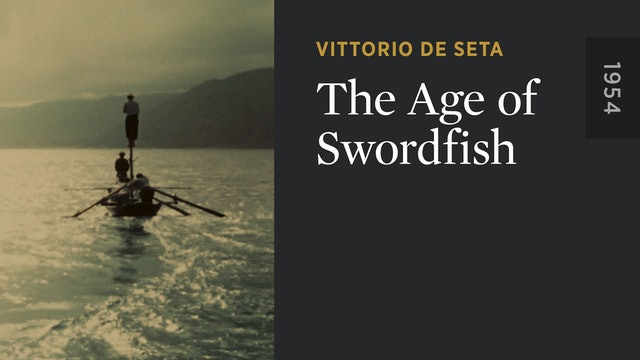 The Age of Swordfish