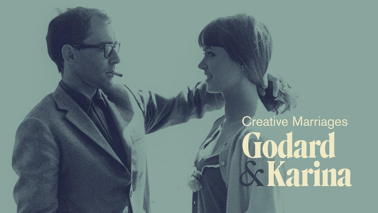Jean-Luc Godard & Anna Karina