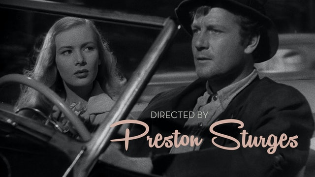 Directed by Preston Sturges Teaser
