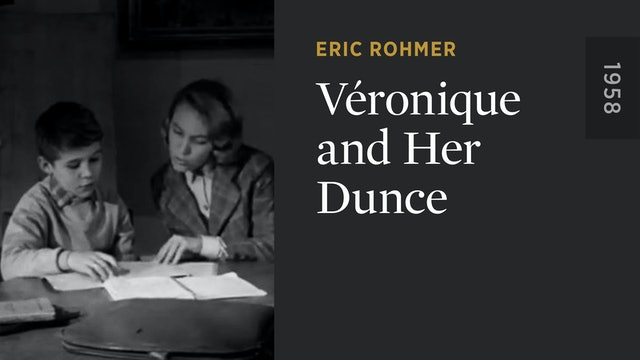 Véronique and Her Dunce