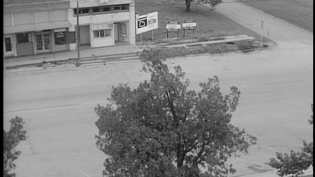 THE LAST PICTURE SHOW Location Footage
