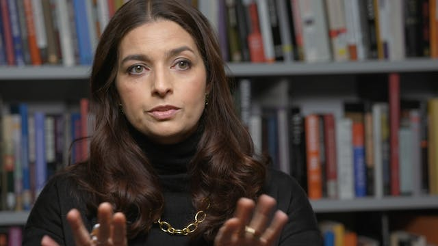 Jhumpa Lahiri on THROUGH A GLASS DARKLY