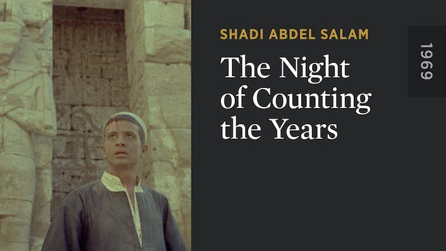 The Night of Counting the Years