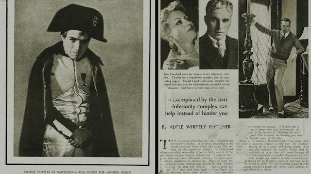 Chaplin's Napoleon