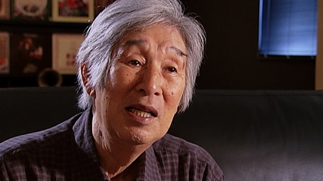 Tokuzo Tanaka on SANSHO THE BAILIFF