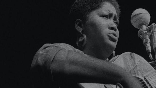 FESTIVAL Unreleased Performances: Odetta, 1964