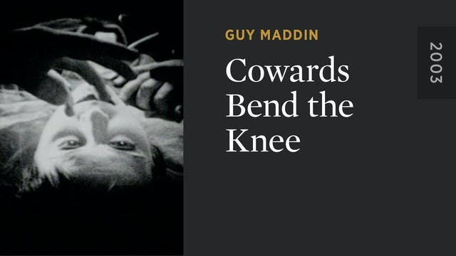 Cowards Bend the Knee