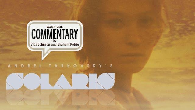 SOLARIS Commentary