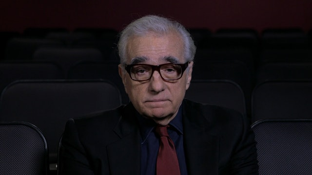Martin Scorsese on INSIANG