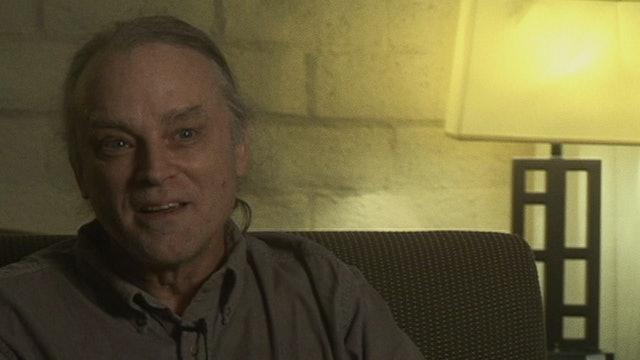 Brad Dourif on WISE BLOOD