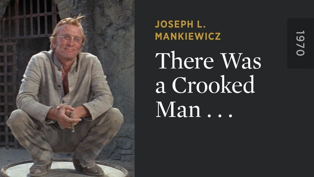 There Was a Crooked Man . . .