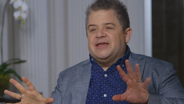 Patton Oswalt on THE WARPED ONES