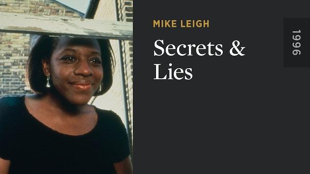 Secrets & Lies