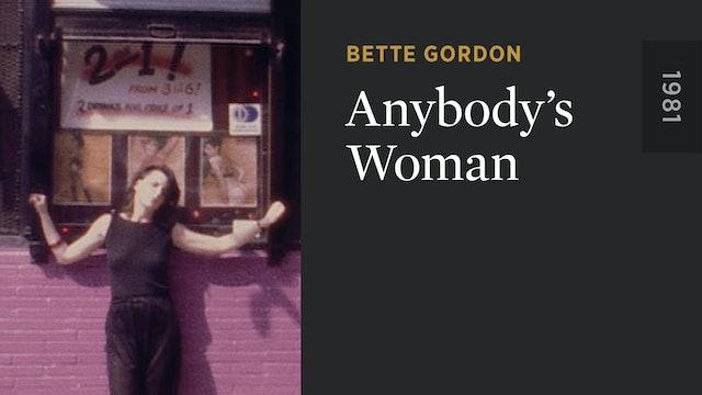 Anybody's Woman