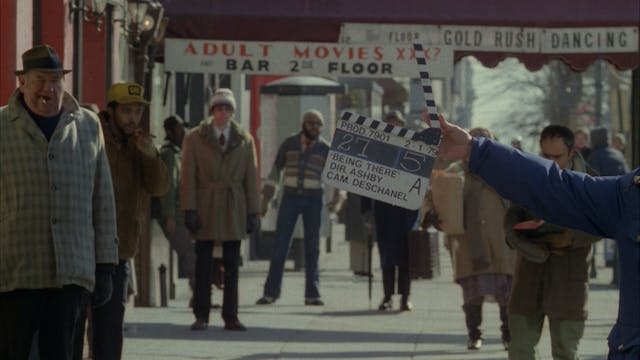 BEING THERE Deleted Scenes