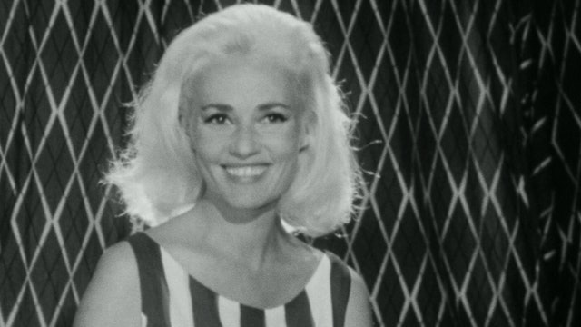 """""""Cinépanorama"""": Jeanne Moreau, 1962"""