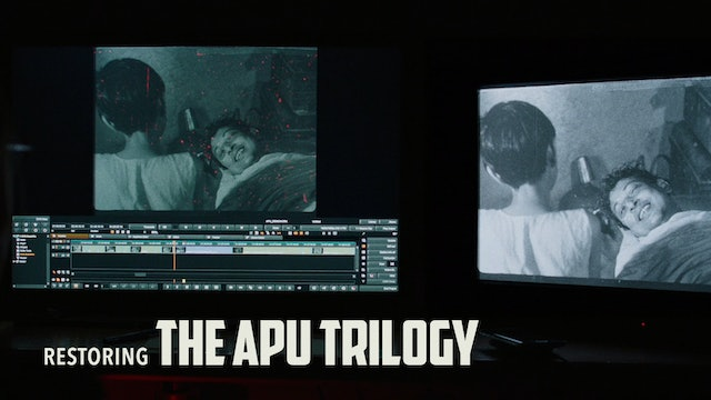 Restoring THE APU TRILOGY