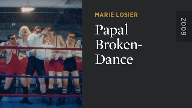 Papal Broken-Dance