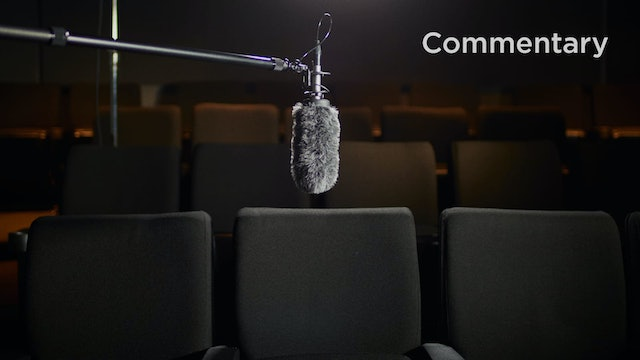 TAKE A CHANCE Commentary