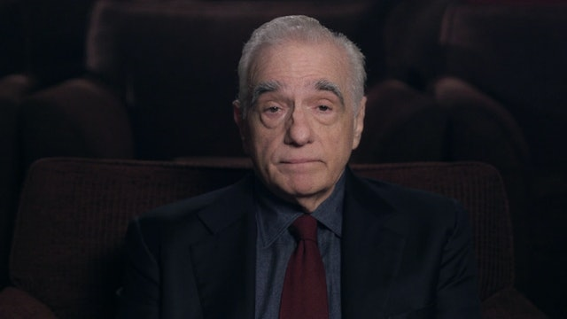 Martin Scorsese on DOS MONJES
