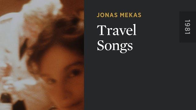 Travel Songs