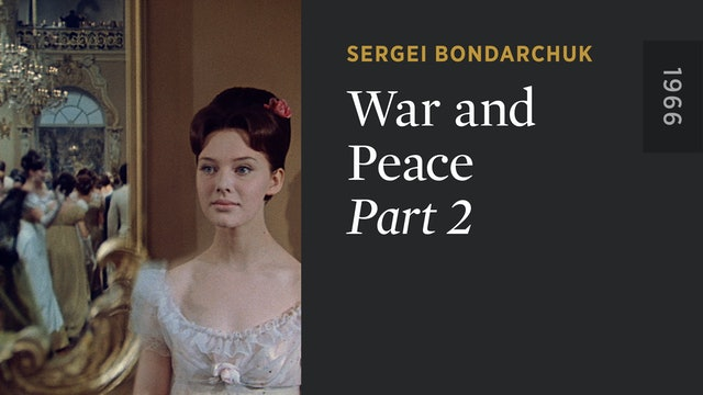 WAR AND PEACE: Part 2