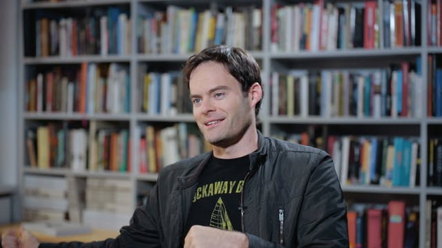 Bill Hader on THE BROOD