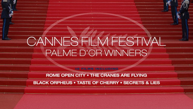 Palme d'Or Winners